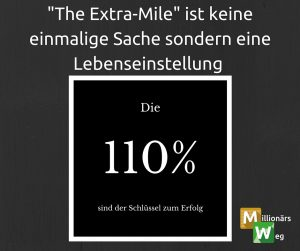 Extra Mile - 110 - Millionaersweg