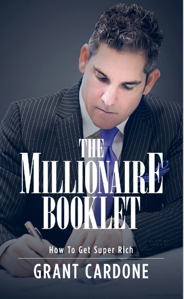 The Millionaire Booklet: How to Get Super Rich